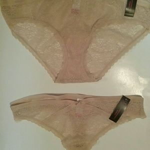 Other - Women's plus size 2 Pairs of panties xxl nwt!